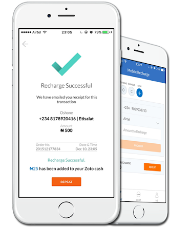 Zoto Apps Tricks Updates: Ways To Make Money and Airtime up to #40k