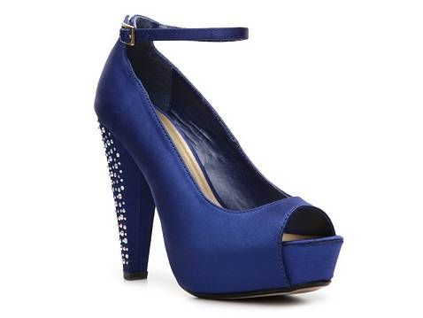 Madden Girl Jemz pump. LOVE these for