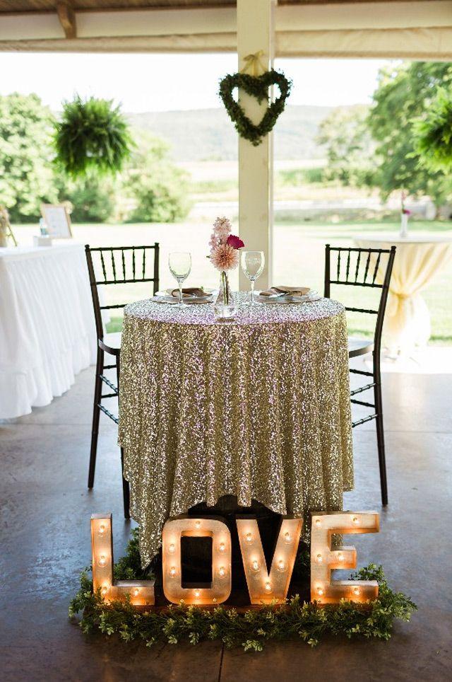 21 sweetheart table ideas for weddings