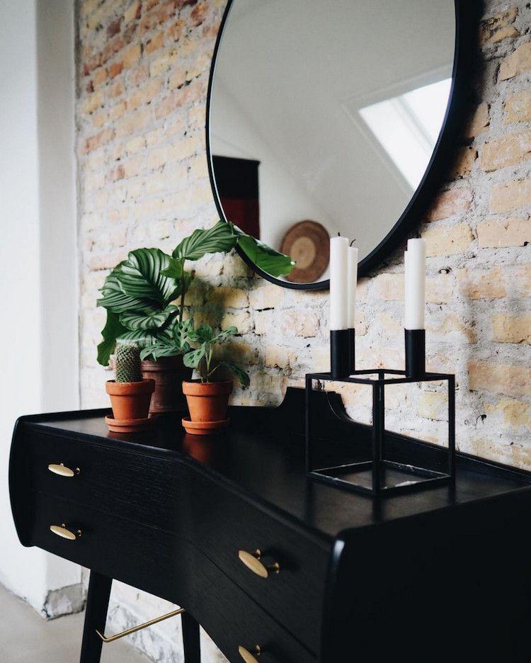 My Scandinavian Home : A Cosy Danish Loft Full Of Plants