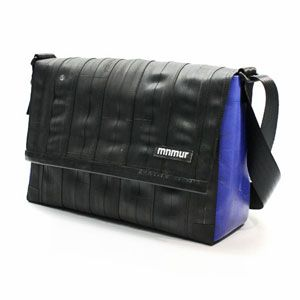 Borsa Messenger 15 Blu by Mnmur