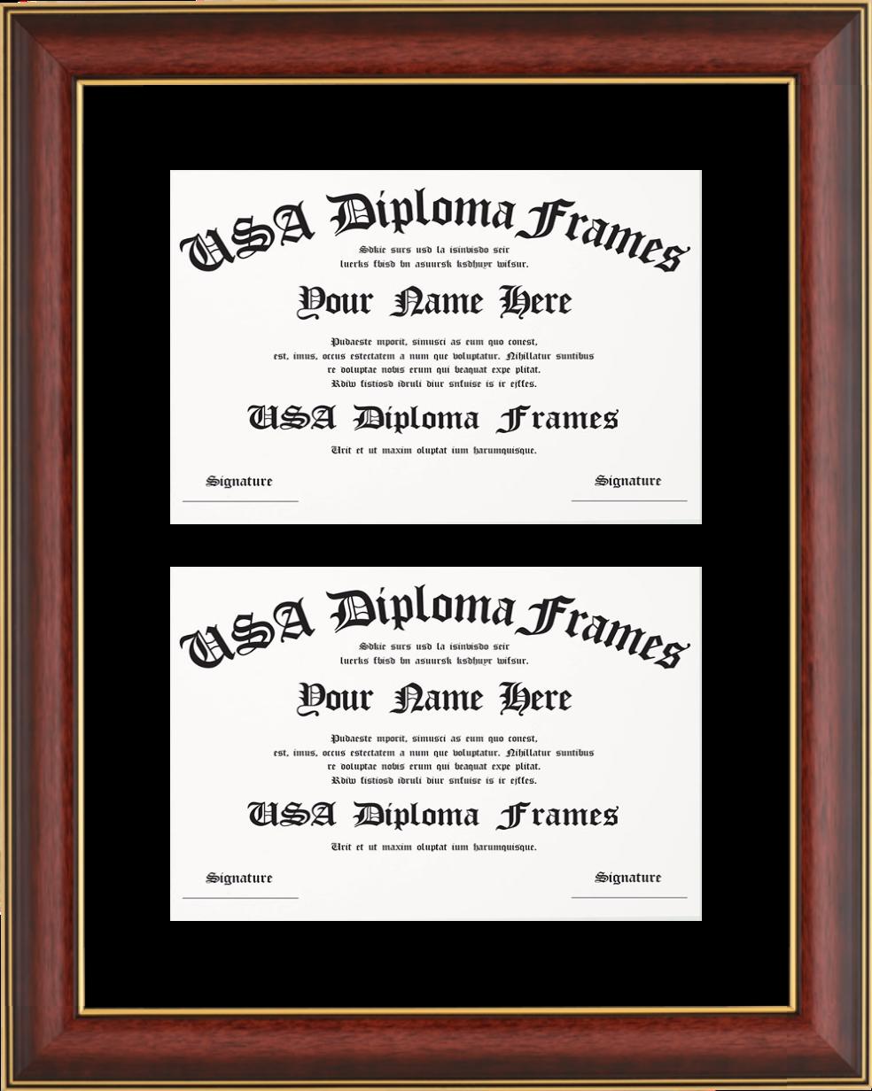 usa custom diploma frames buy x doc single and  usa custom diploma frames buy 8 1 2 x 11 doc single 99 and