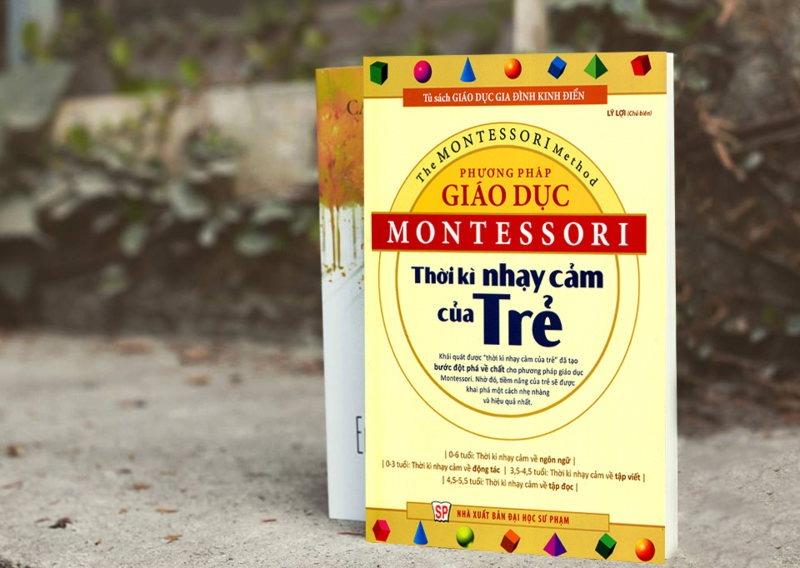 Tải sách phương pháp Montessori pdf miễn phí