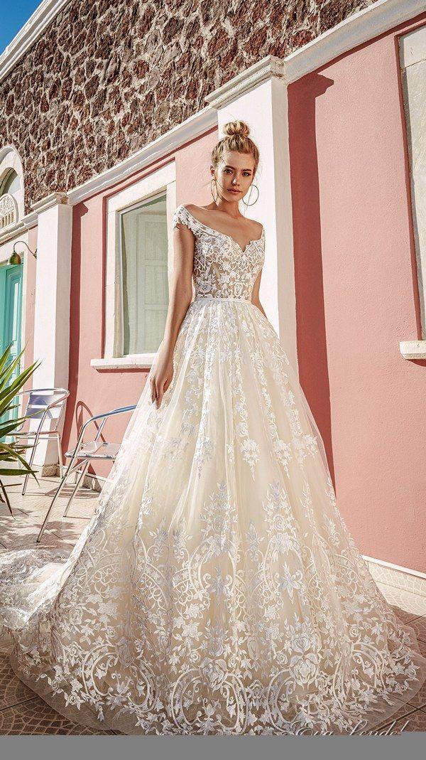 Eva lendel wedding dresses 2017 santorini collection for Eva lendel wedding dresses