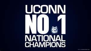 Backgrounds & More: UConn NO 1 National Champions Wallpaper .