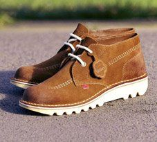 9f399f18 Kickers' version of a desert boot - Step into Spring/Summer 2012 ...