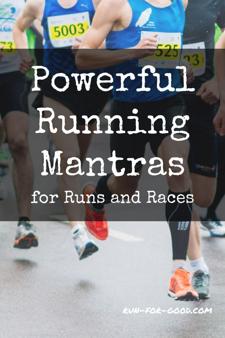Photo of Powerful Running Mantras – Run For Good