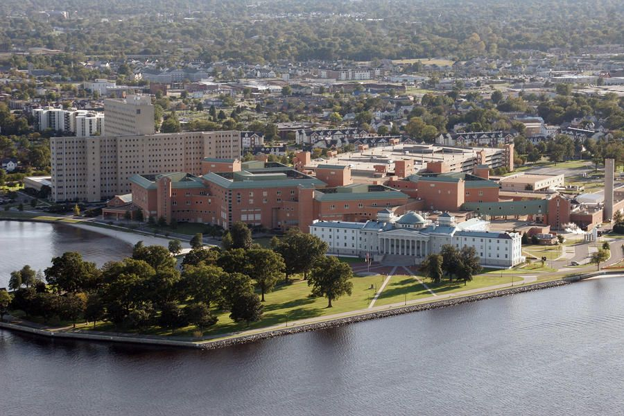 Center National Naval Medical Portsmouth