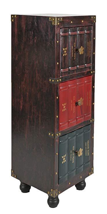 Ts Ideen Kommode Bücherregal Schrank Vintage Antik Buch