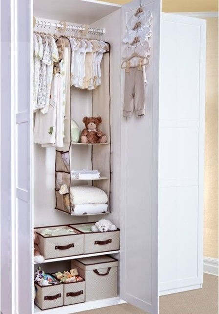 Nursery Closet Organizer Systems Ideas Photo   15 Awesome Nursery Closet  Organization Image Ideas