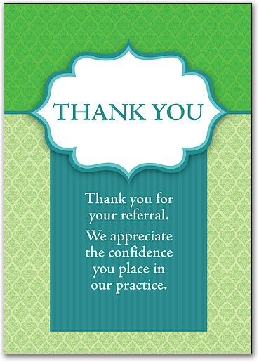 Thank you for referral note google search carpet tech thank you for referral note google search expocarfo