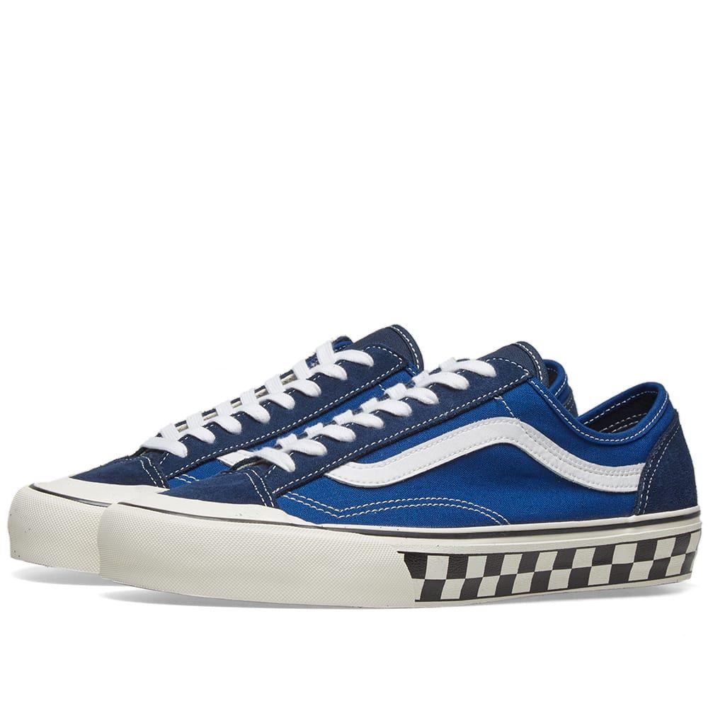 Vans Ua Style 36 Decon Sf In Blue