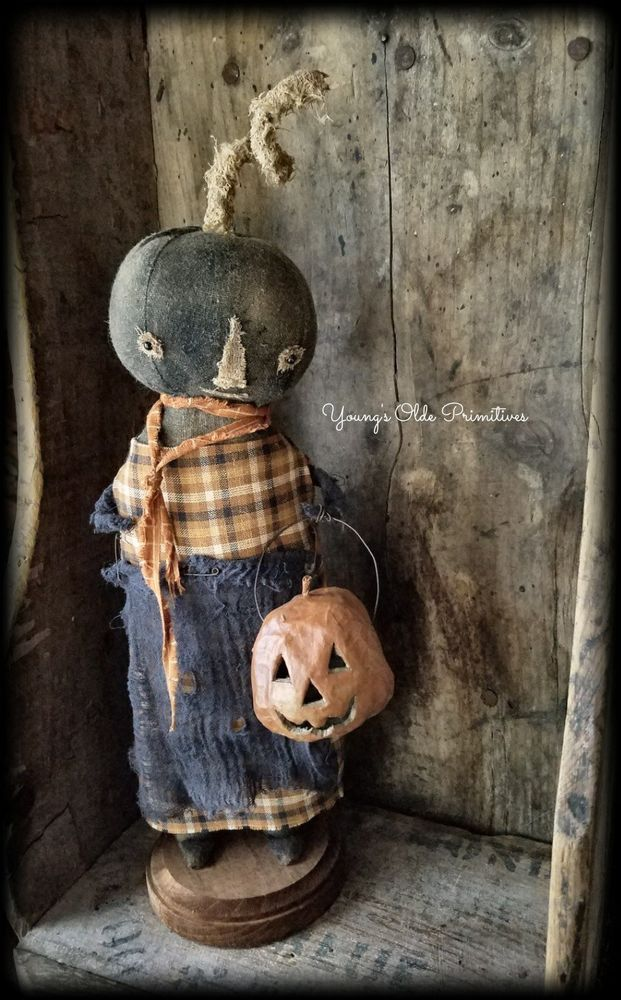 21 primitive autumn crafts