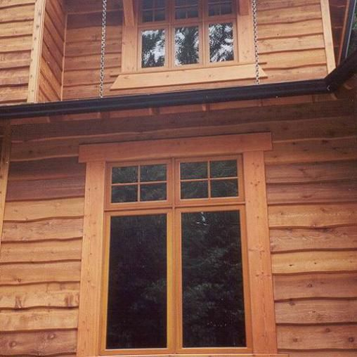 Love The Siding And Simple Trim Cedar Wood Siding Western Red Cedar Cedar Siding
