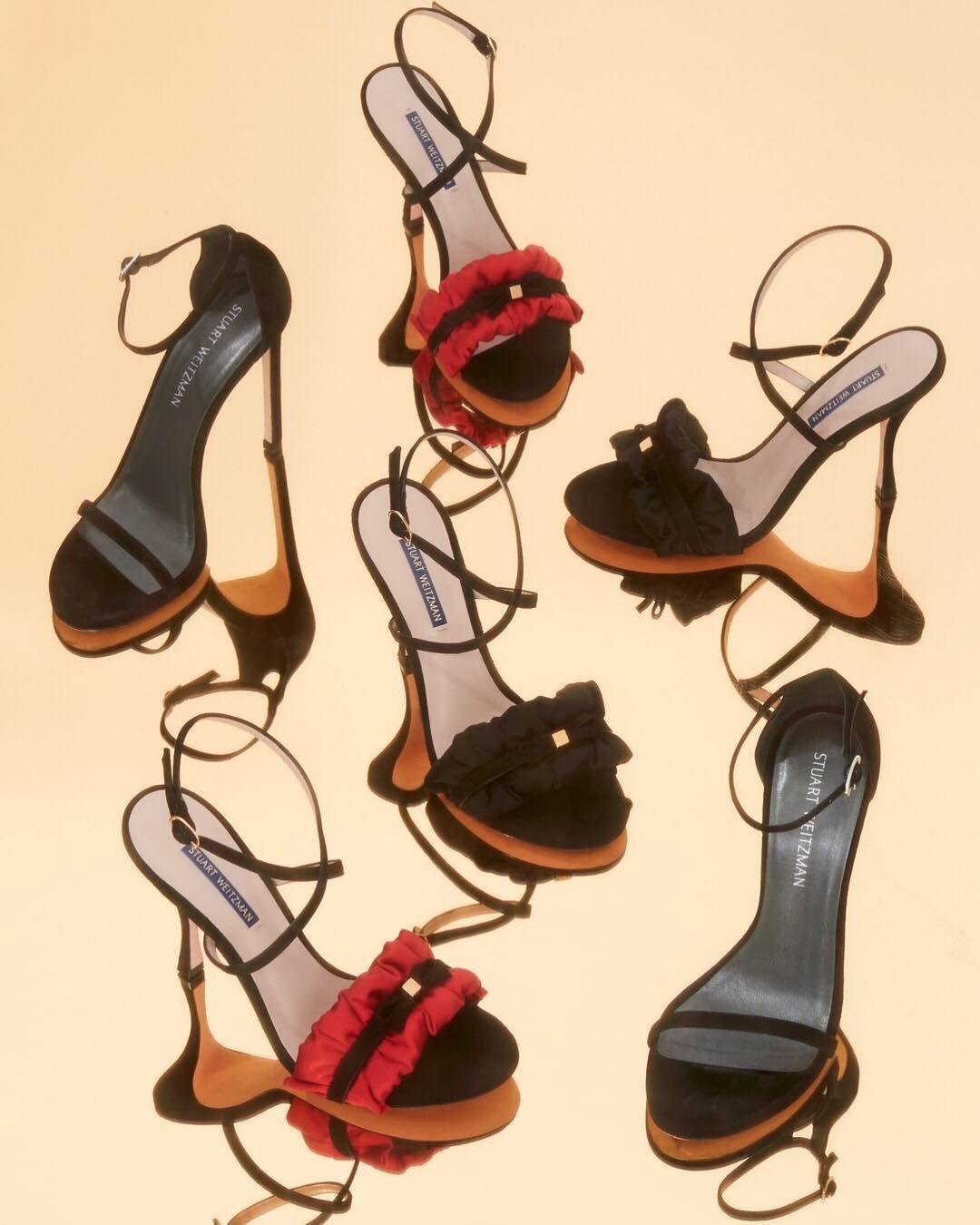 Stuart Weitzman, Evening Shoes