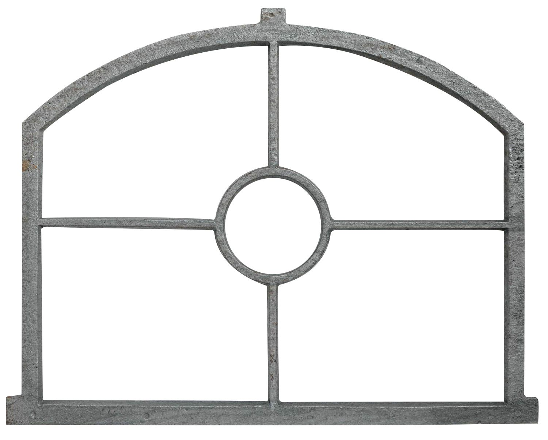 Fenster Grau Stallfenster Eisenfenster Scheunenfenster Eisen 66cm