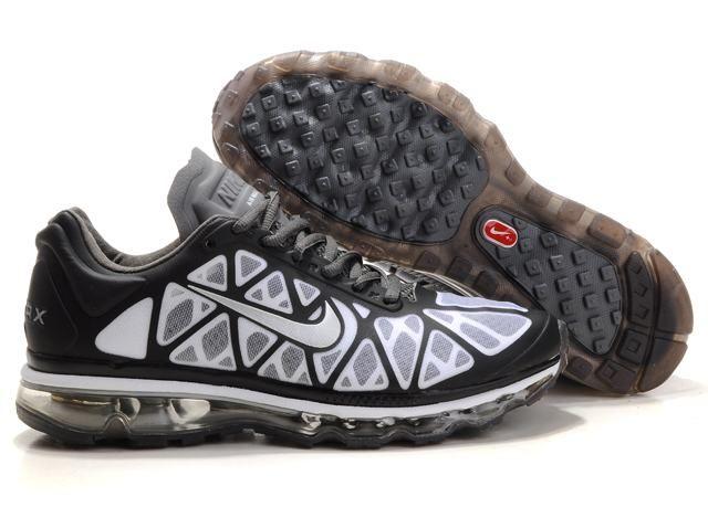 Nike Air Max 2011 Mens Black White