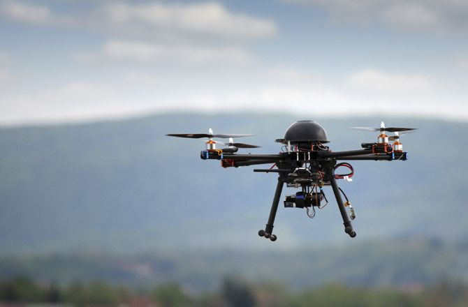 Drones Behaving Badly: Tackling Clogged Skies : Discovery News