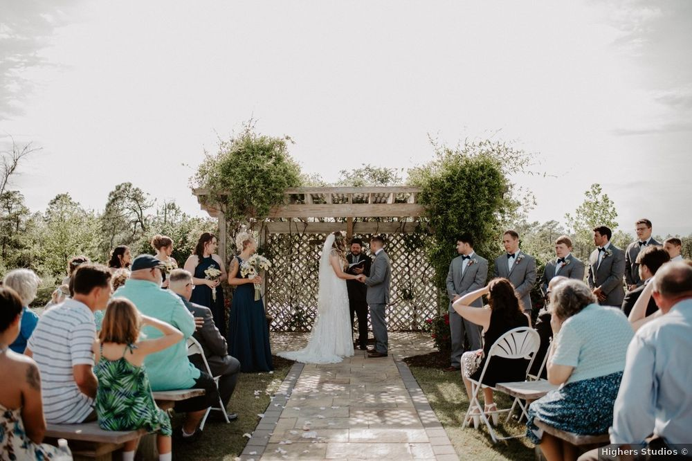 Cody Lexie S Real Wedding By Butterfly Kisses Pavilion In 2020 Outdoor Bride Rustic Wedding Venues Elegant Wedding Venues