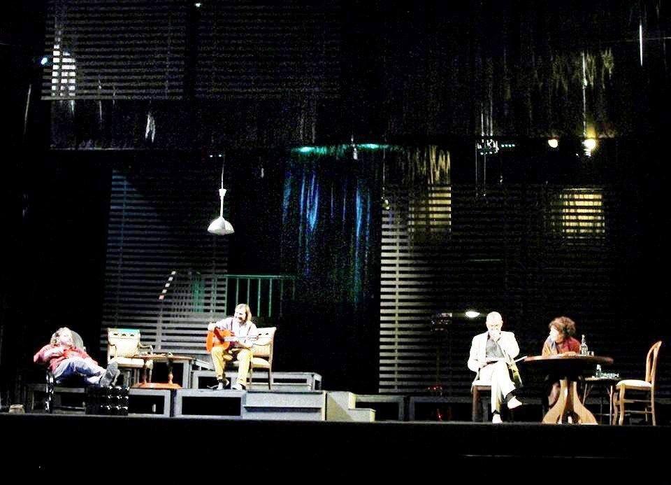 """""""Long Day's Journey into Night"""" E. O'Neill. Tirana National Theatre"""