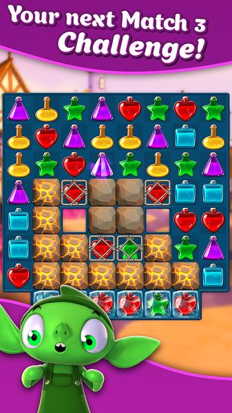 Potion Pop Puzzle Match v4.010 [Mod] Apk Mod Data http