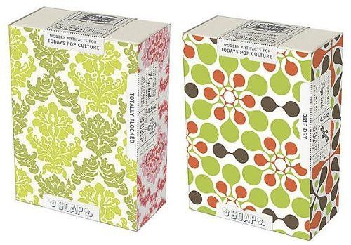 Laurie DeMartino Soap Packaging Design