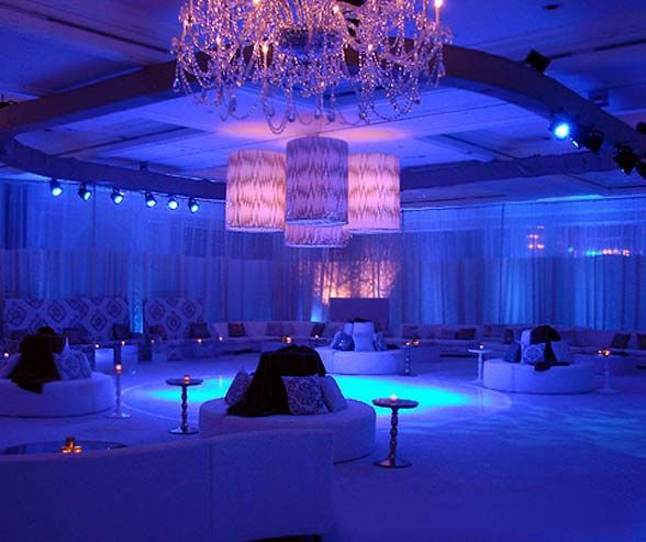 Specialty Flooring Makes This Wedding Dance Floor Glow In