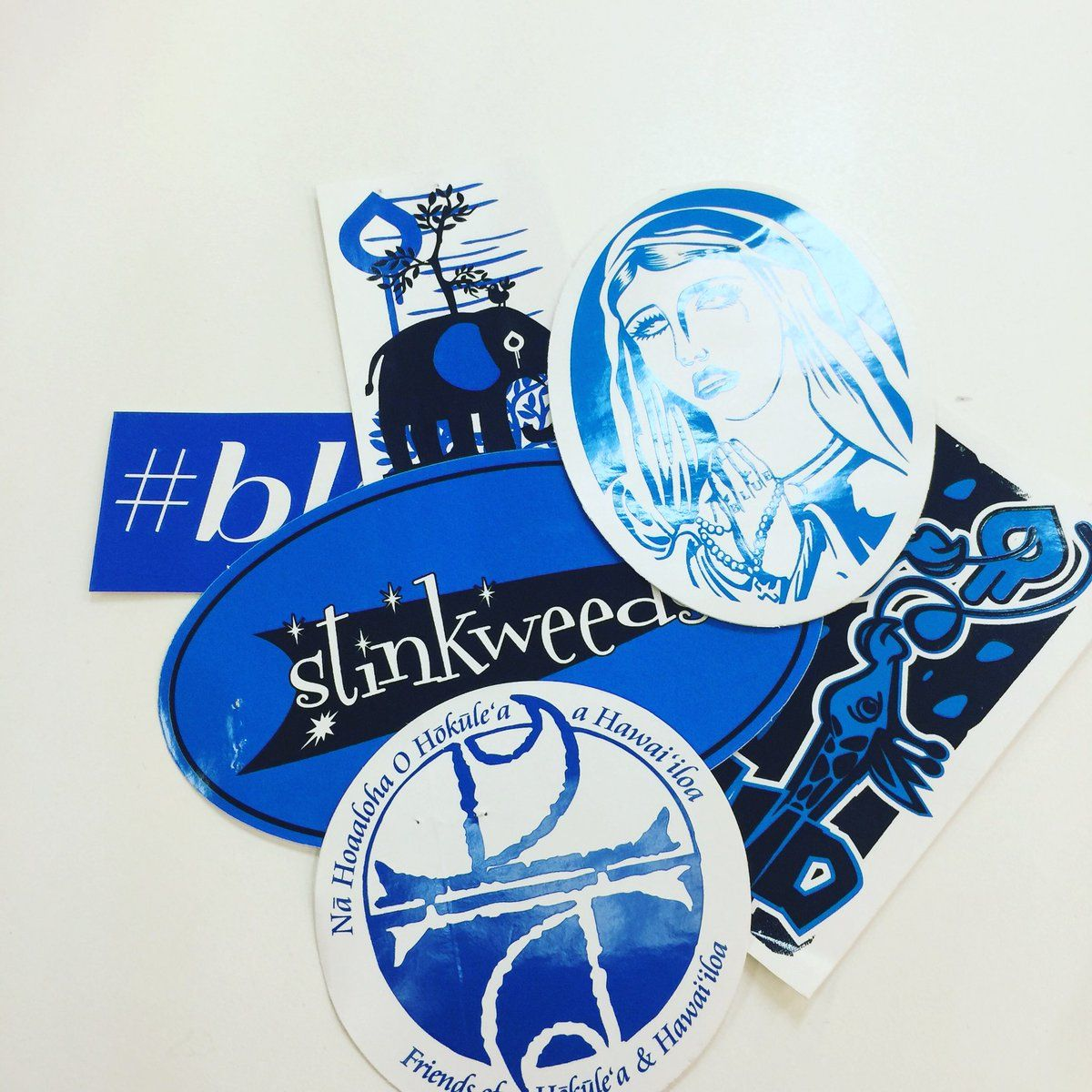 Buy blue and black ink custom stickers online at very lowest prices 22 standard sizes
