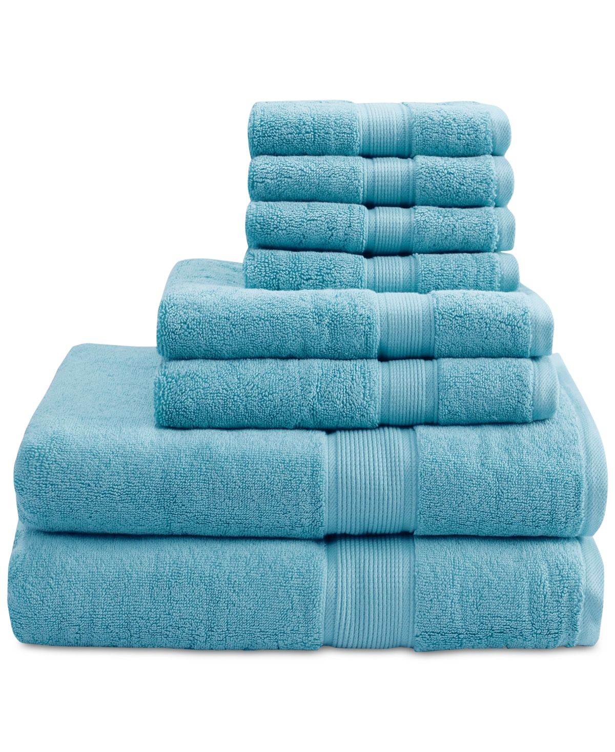 Madison Park Signature Solid 8 Pc Towel Set Reviews Bath