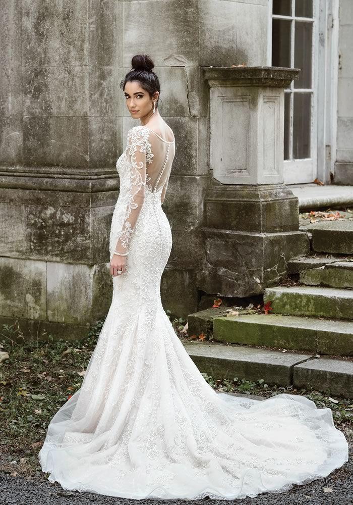13 Herbst Brautkleider Sie werden jetzt wollen (With ...