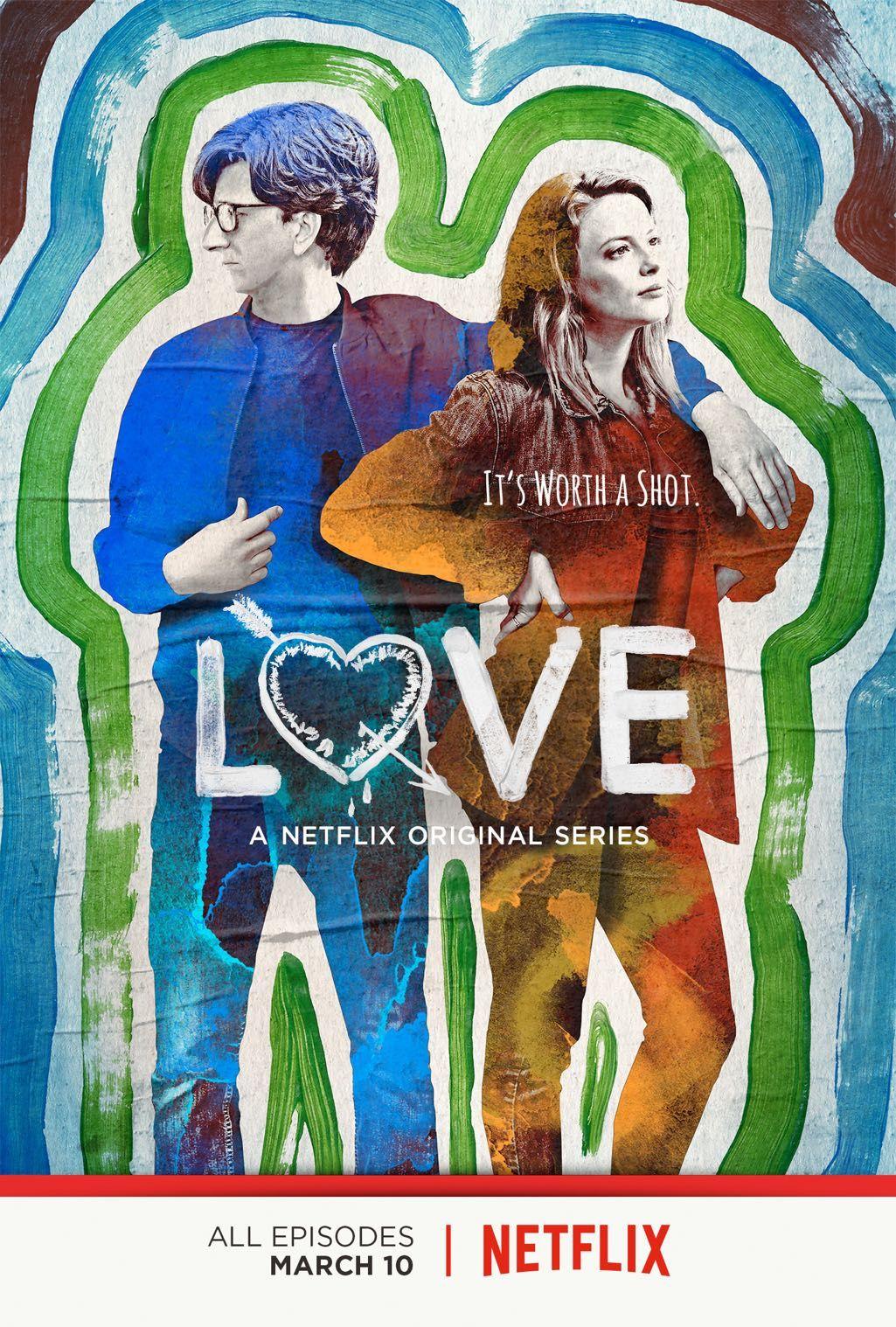 Love Temporada 2 HDTV y 720p  Subtitulada