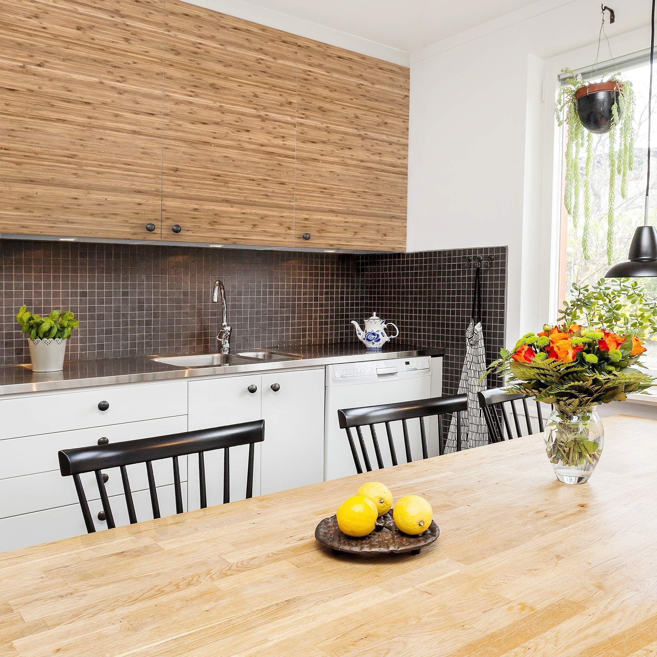 Küchenfronten lackieren » Tipps für die Umgestaltung  Folie für