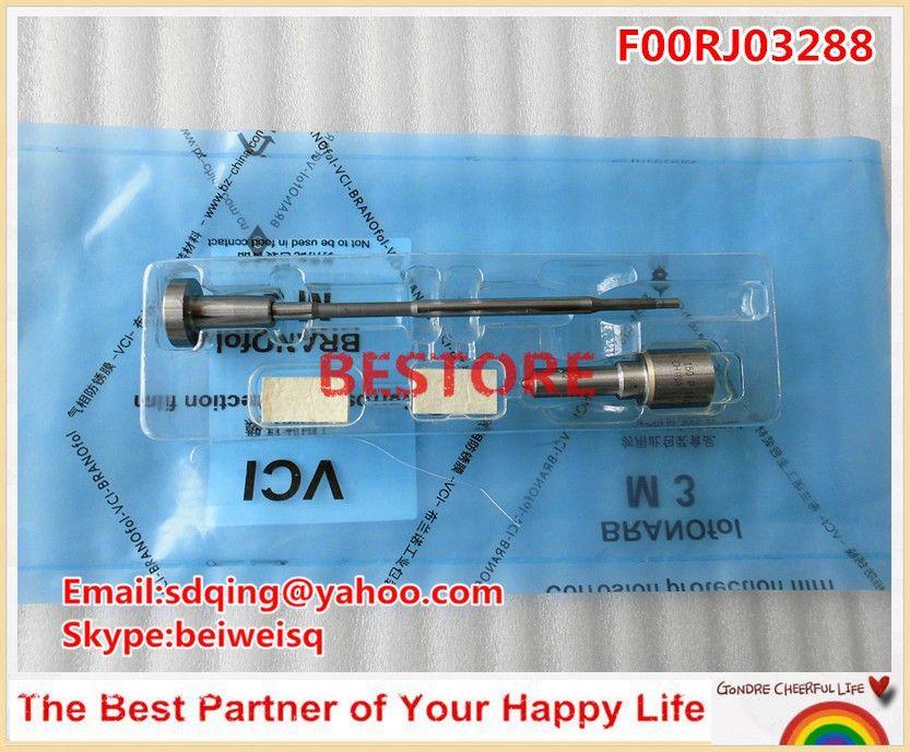 Common rail injector overhaul kit F00RJ03288 for 0445120134