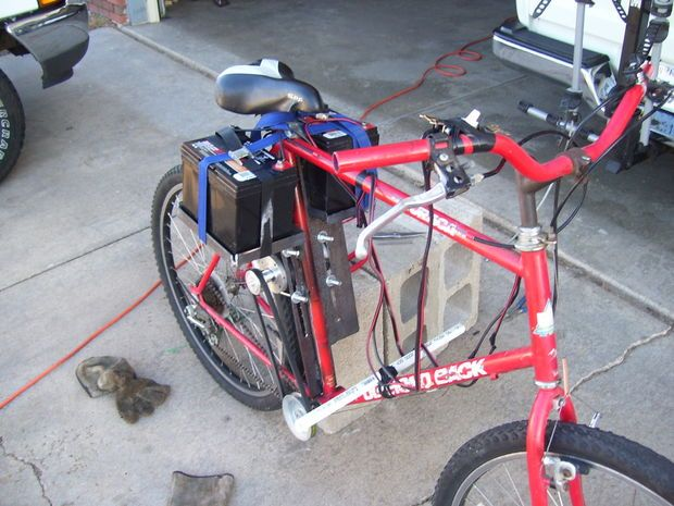 How To Build An Electric Bike For Less Than 100 Diy