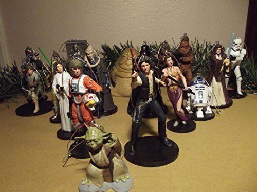 "Disney's ""Star Wars"" Holiday Ornament Set 18 PVC Figure Ornaments Included Disney http://www.amazon.com/dp/B00PKH576U/ref=cm_sw_r_pi_dp_SZ17vb1GYGAGN"