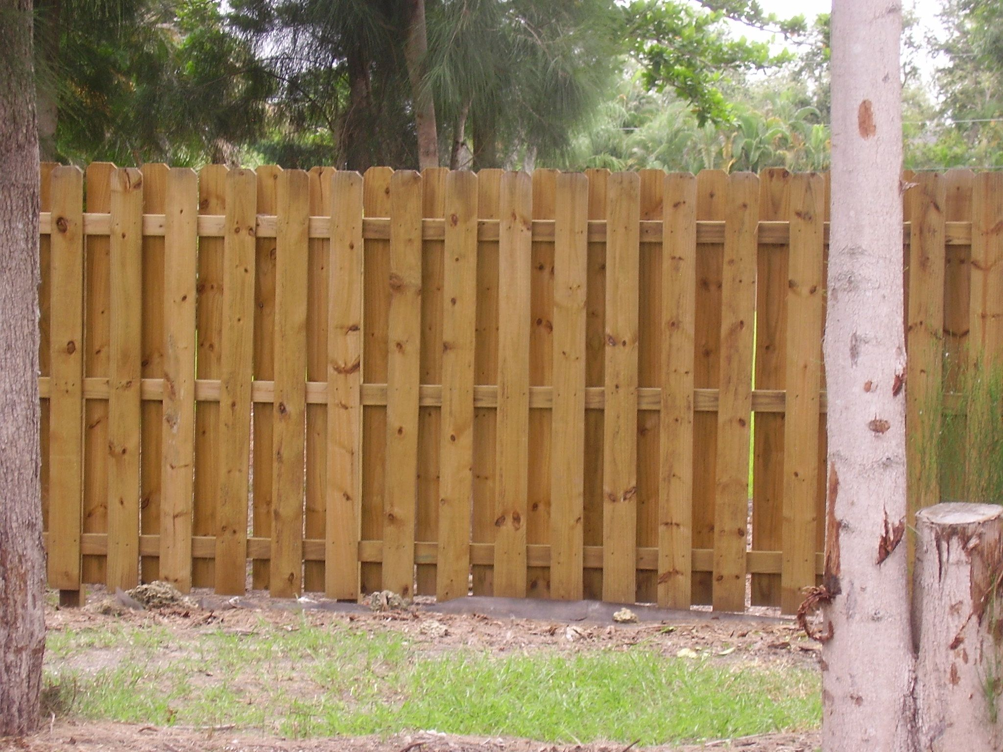Privacy fence styles design and ideas cooper house build for Types of fences