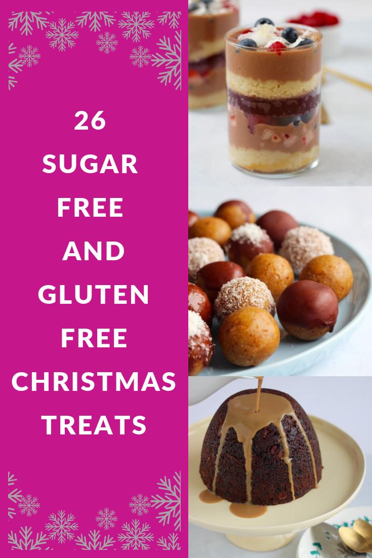 26 Sugar Free And Gluten Free Christmas Desserts Gluten Free