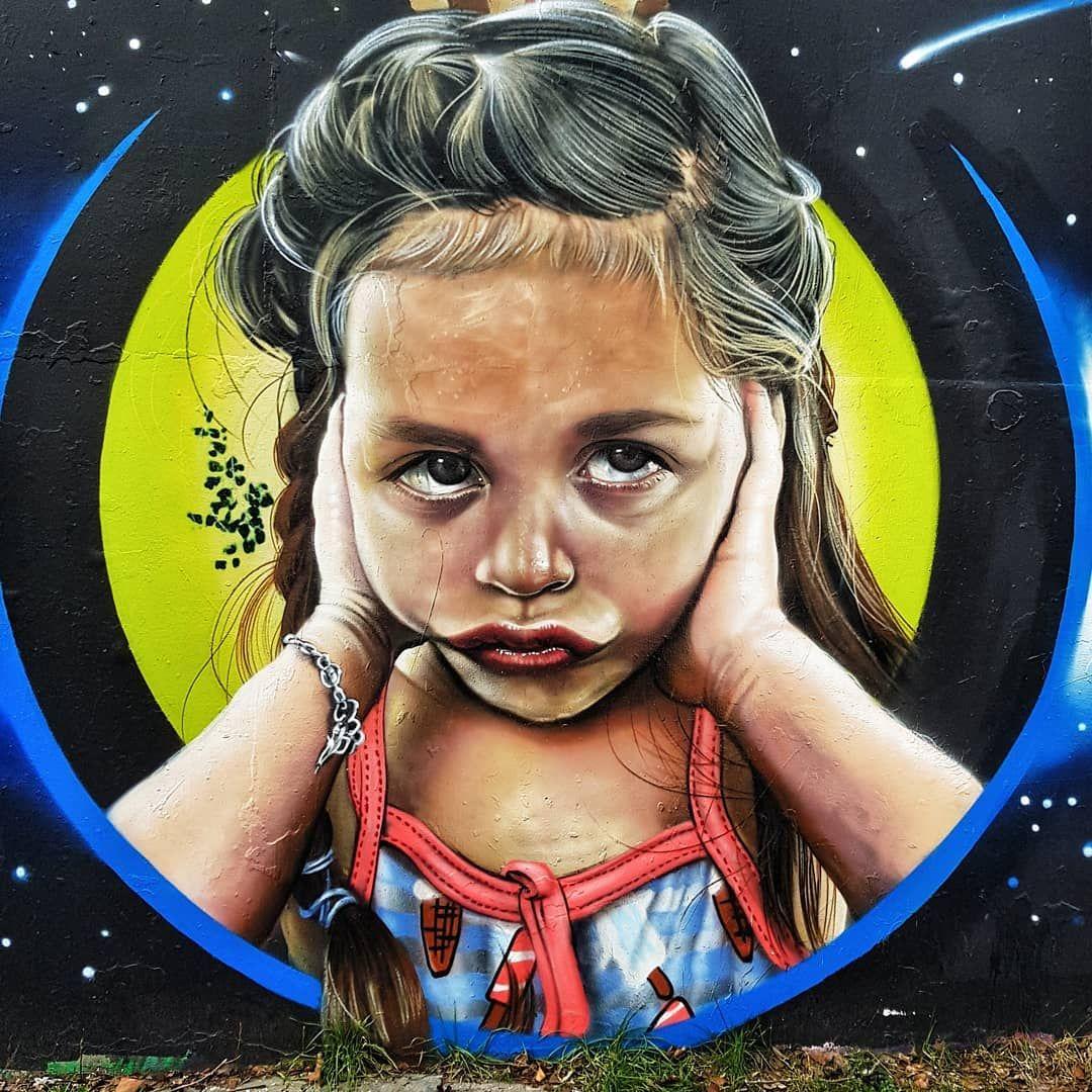 "Amsterdam❌❌❌Based on Instagram: ""Artist:#ptazcrew 📍@streetartcities . . #streetarthasselt #urbanvibescommunity #streetart#streetartglobe#murales…"""