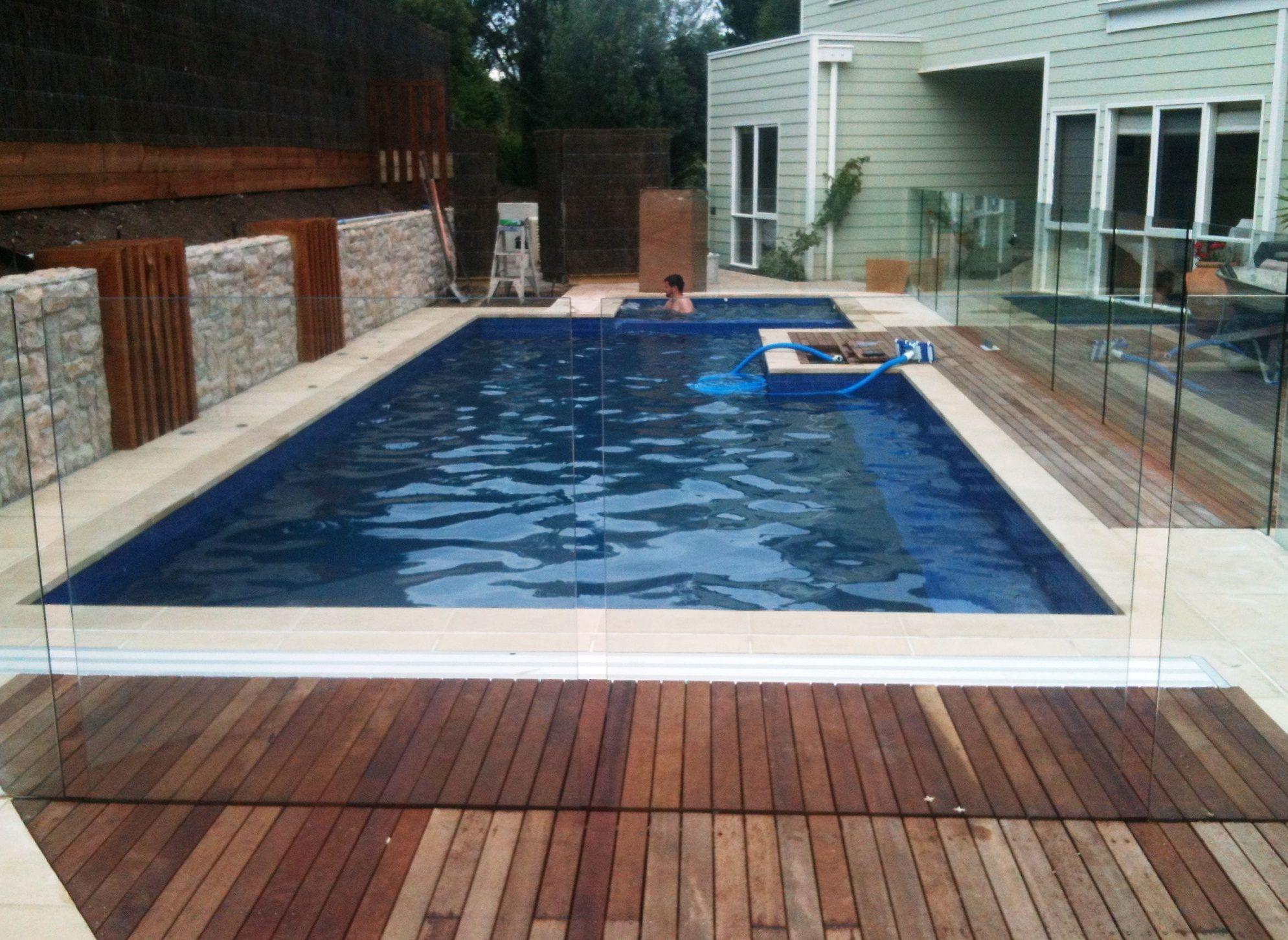 Sunbather Downunder Hidden Pool Cover Roller System. Hide your ...