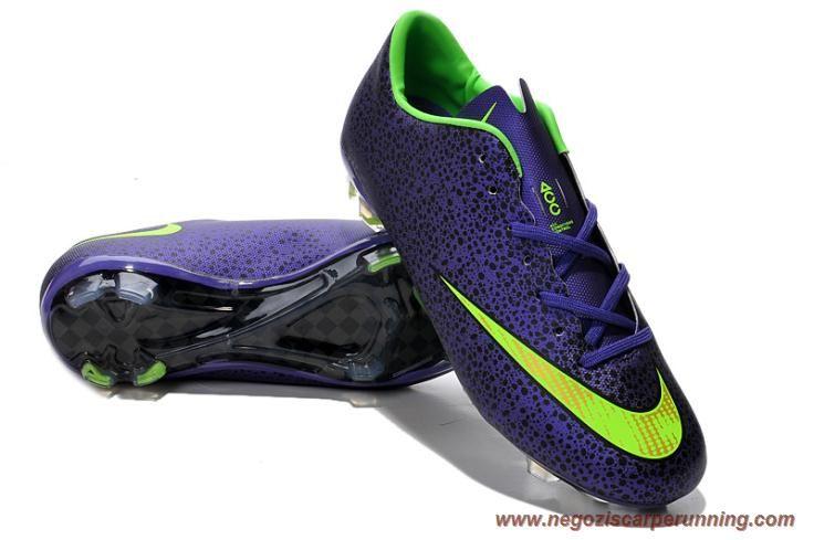 scarpe da calcio Viola Nike Mercurial Victory X FG Leopard Uomo ... f4cbf749a5c