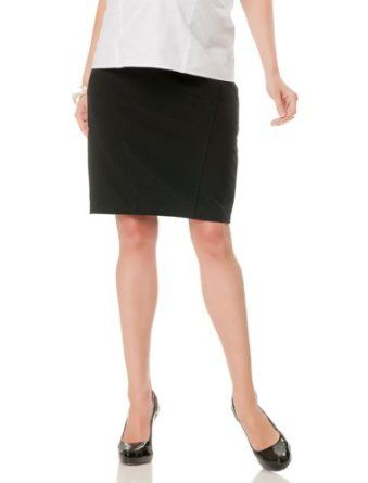 ff88fbc638 Motherhood Maternity: Secret Fit Belly(r) Knee Length Pencil Fit Maternity  Skirt Motherhood Maternity. $24.98