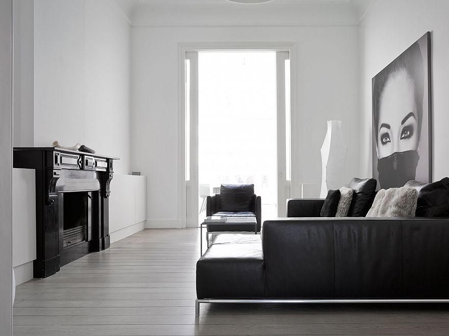 Modern Interieur Herenhuis : Studio niels™ authentiek herenhuis interieurs interiors