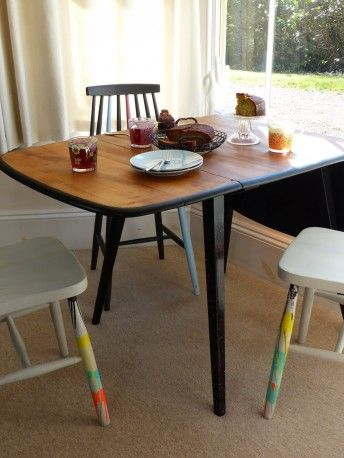 Errol Table By Jay Blades For BBC1s Money Nothing Television Show