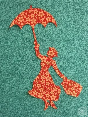 60ad710be081b Crochet Cupcake Applique | Mary Poppins applique pattern by zelma ...