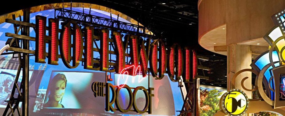 Just a short drive from Cincinnati, Hollywood Casino is
