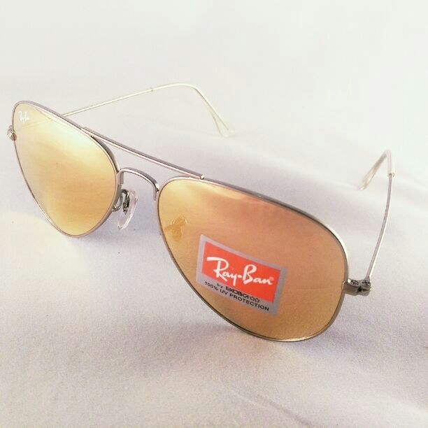 e3fe32dd85 SALE Ray Ban Aviator 3025 Copper Flash - Mercari  Anyone can buy   sell