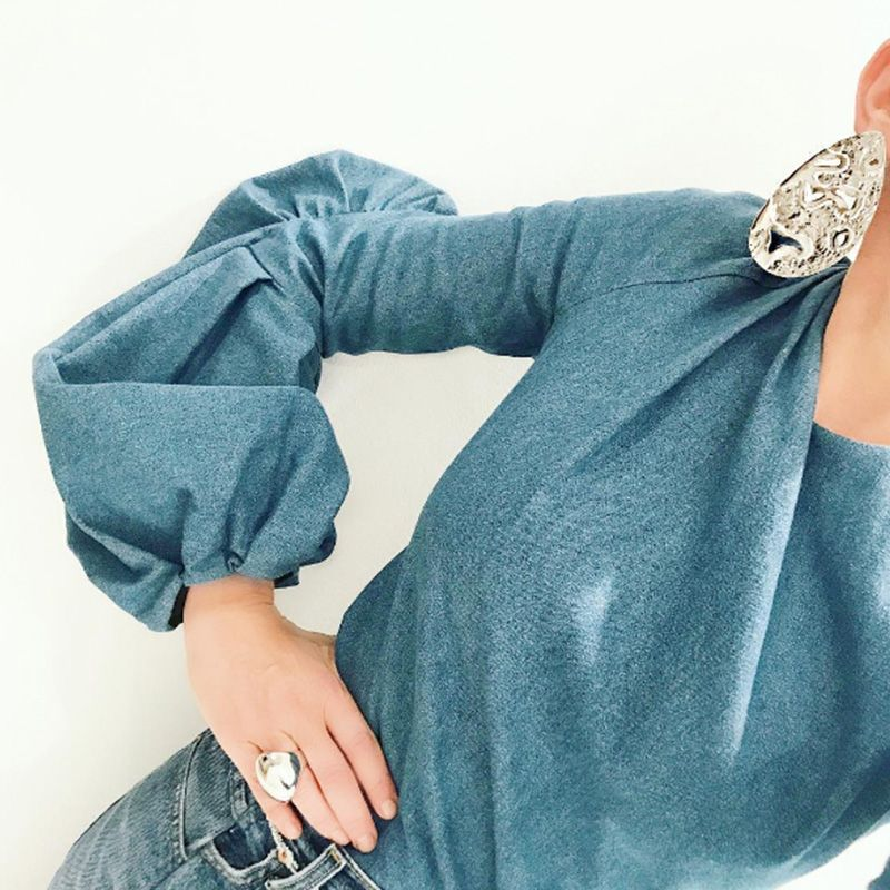 Jennifer Fisher - Every celeb from Jennifer Lopez to Michelle Obama has donned her jewels—and for good reason. The California native and former wardrobe stylist gives classics a cool-girl spin you can wear alone or layer on. Key pieces include customizable charm necklaces, tubular hoop earrings and statement rings.