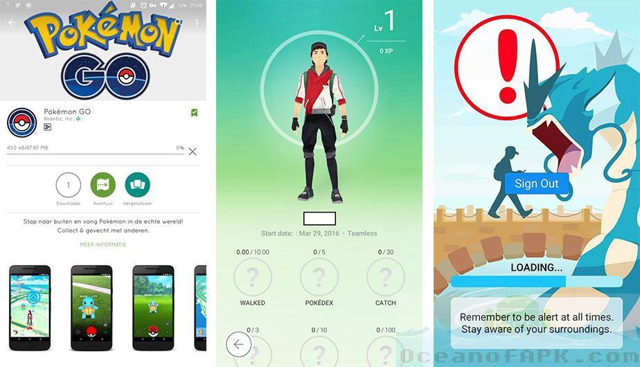 Pokemon GO APK Download For Free  | Download Pokemon Go