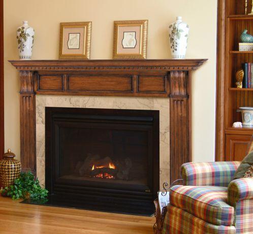 custom fireplace mantels the gloucester custom fireplace mantel rh pinterest com