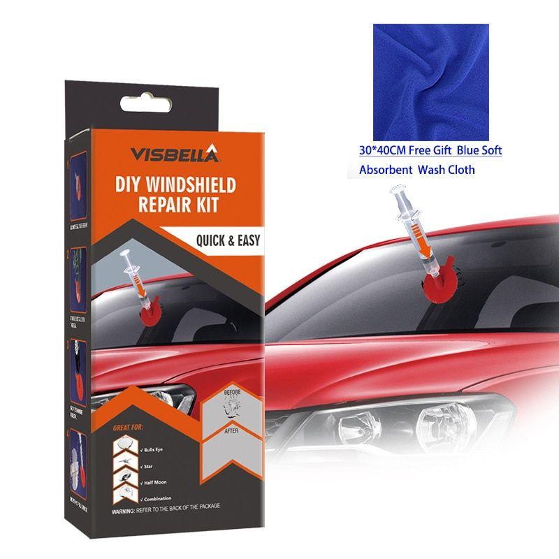 Car Windshield Glass Repair Restore Kit Windshield